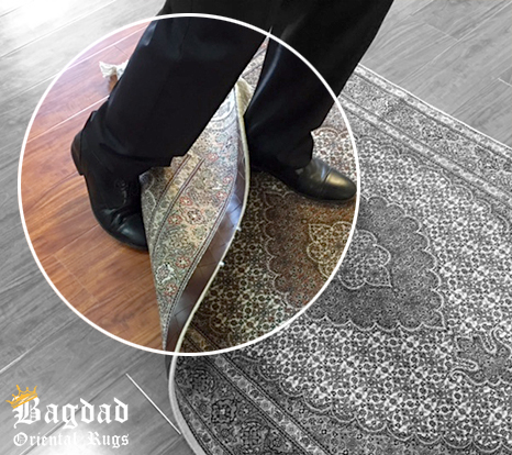 rug pad safety